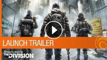 Tom Clancy's The Division - Launch Trailer | Ubisoft [NA]