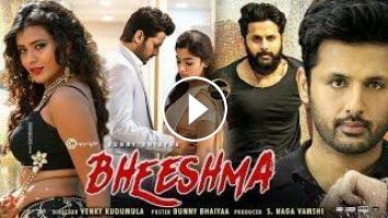 Bheeshma 2020 New Released Full Hindi Dubbed Movie Latest South Indian Movies 2020