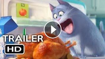 The Secret Life Of Pets Official Trailer 1 2016 Louis C K