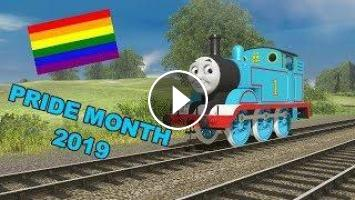 Celebrate Pride Month With Thomas & Friends! | Pride Month