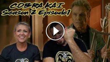 Cobra Kai Season 2 Episode 1 'Mercy Part II' REACTION!!