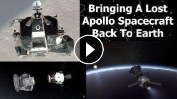 Apollo 10's Lunar Module Snoopy Is Lost In Space - Could We