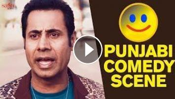 Punjabi Comedy Film - Binnu Dhillon Comedy - Comedy Video