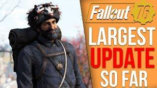 Fallout 76 DLC News - New Leaks and Details, Huge Questline, Player