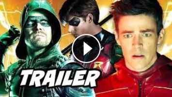 Arrow Season 6 Finale Trailer - The Flash Season 5 Crossover