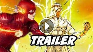 The Flash Season 5 Episode 18 Trailer - Godspeed vs The Flash and
